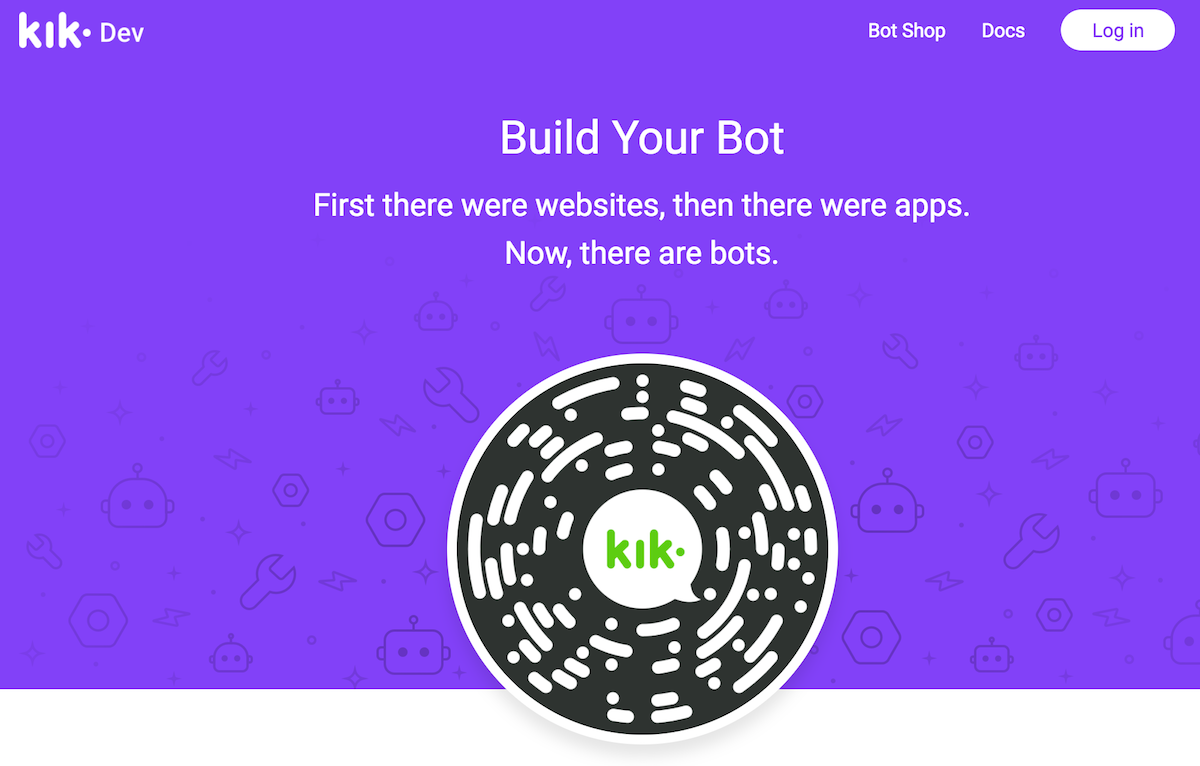 How to Connect a Bot to Kik - Bot Libre